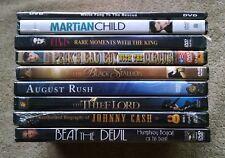 9 lot Popular/Classic DVDs Beat the Devil Black Stallion White Fang August Rush