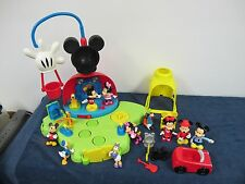 MICKEY MOUSE CLUB HOUSE  TALKING  FIGURES ACCESSORIES EXTRA'S RARE 2007 MATTEL
