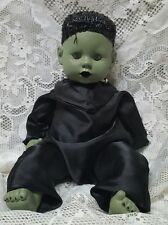 "Frankenstein ""Frankie"" Zombie Baby Halloween Haunted House Horror Doll"
