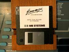 Emu Emax Sound Library Disk ZD716 Tine Strings