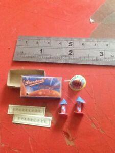 'Standard Fireworks' 1:12th Scale Dolls House Miniature Garden