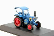 "Hachette 1:43 tractor Lanz Bulldog D7506A Allzweck 1952 & mag №3 ser. ""Tractots"""