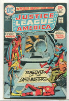 Justice League Of America #118 VG/FN Takeover Of The Earth Masters  DC  CBX1R