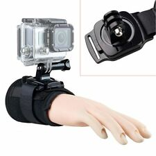 360 Rotation Wrist Hand Strap Band Holder Mount f. GoPro Hero 1 2 3 3+ 4 Session