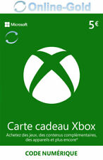 Xbox Live Tarjeta Regalo 5 Euro - Microsoft Xbox 360 One €5 Eur código [ES/EU]