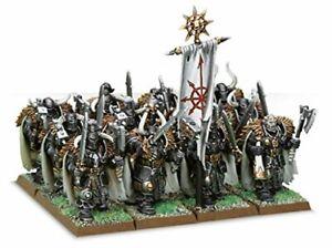 Reggimento di Guerrieri del Caos - Warhammer 43-06 NUOVO