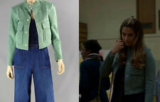 FEED THE BEAST PILAR LORENZA IZZO SCREEN WORN JACKET JUMPSUIT & EARRINGS EP 110