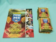 Panini Fifa 365 2020 Album + 100 Tüten / 500 Sticker Internationale Edition