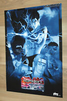 Dead or Alive 2 / Tekken Tag Tournament Rare Poster 30x42cm PS2 Dreamcast N64