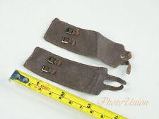Dragon 1:6 Figure WW2 German Infantry Uniform Leather PUTTEE Gaiters LEGGINGS