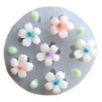 Flower Silicone Mold DIY Resin Jewelry Making Art Crafts YK