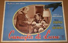 fotobusta film DESIRE - DESIDERIO Marlene Dietrich Frank Borzage Ernst Lubitsch
