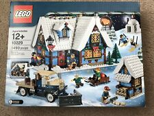 Lego 10229 Winter Village Cottage. NEW in Factory Sealed Box