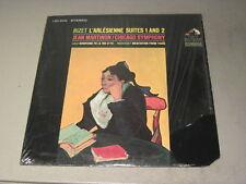 Bizet- L'Arlesienne Suites 1 And 2- Martinon- LP RCA LSC -2939 Shrink