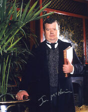 Ian McNeice In-Person Signed 8X10 Photo with a SuperStars Gallery (Ssg) Coa