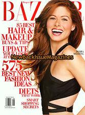 Bazaar 8/03,Debra Messing,Jennifer Lopez,August 2003,NEW