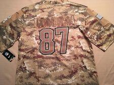 NIKE. New England Patriots Rob Gronkowski Salute To Service , jersey.  X X LARGE