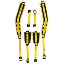 Kokopelli Packraft Whitewater Series 3-Point Thigh Strap Set