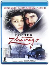 DOCTOR ZHIVAGO : THE MINISERIES  **Blu Ray B** Keira Knightley
