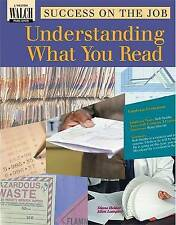 Success On The Job: Understanding What You Read:grades 10-12 by Diane Helder