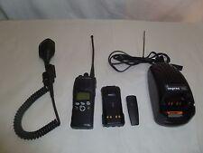 Motorola XTS2500 800 MHz Two Way Radio w Speaker Mic & Charger H46UCF9PW6AN