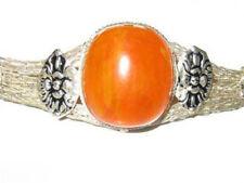 minorité bijoux Miao argent cire d'abeille perle bracelet,18cm