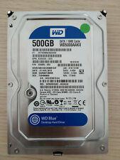 "Disco Duro Western Digital  SATA 3.5"" 500GB  Modelo WD5000AAKX"