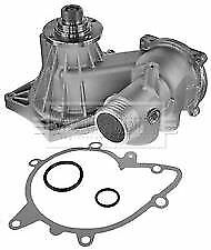 Water Pump fits BMW X5 E53 4.6 02 to 03 Coolant B&B BGA CP3098