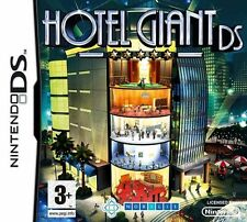 Hotel Giant DS Nintendo NDS DS Lite DSi XL Brand New