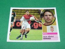 LUCAS ADEMAR BERNARDI AS MONACO ASM LOUIS II PANINI FOOT 2003 FOOTBALL 2002-2003
