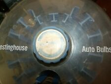 New listing Vintage Westinghouse Auto Light Bulb Gas Station Auto Parts Counter Display Sign