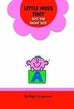Little Miss Tiny - Just the Right Size (Hardback Book) Near Mint  *FREE UK POST*