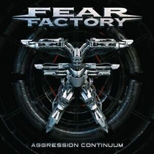Fear Factory - Aggression Continuum - CD - New