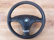 Lederlenkrad BMW E31 E34 E36 E39 Z3   Leder Lenkrad mit Airbag BBR
