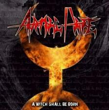 Animal Hate - ...A Witch Shall Be Born CD #58226