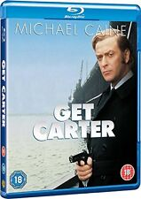Get Carter Blu-ray 1971 Region DVD 5051892167093