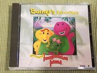 BARNEY'S FAVORITES VOLUME 2 RARE 26 TRACK CD FREE SHIPPING