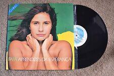 Fafá Aprendizes Da Esperança Brazil w/ Poster Record LP VG++
