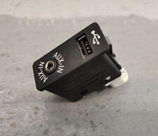 Genuine BMW USB Auxiliary Port E87 E90 E84 F10 F12 F25 E70 Multiple Fitment