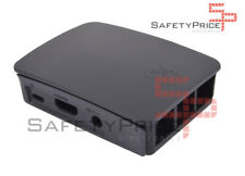 CARCASA NEGRA OFICIAL RASPBERRY PI CAJA ADAFRUIT ORIGINAL BOX BLACK CASE SP