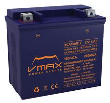VMAX XCA160R12 ATV GEL BATTERY UPGRADE HONDA 250cc TRX250 Recon ES TE 1997-2003