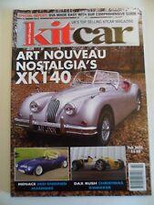 Kitcar Magazine - February 2005 - Xk140