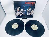 Ramones - It's Alive 180g 2LP 180g Vinyl  #288 VG Condition - Audio fidelity