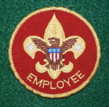 BOY SCOUT ADULT POSITION PATCH - EMPLOYEE