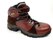 d24ba7462dfe New ListingNew Womens TIMBERLAND Mid Ankle Field Boots Hiking Brown Suede  Leather Size 7M