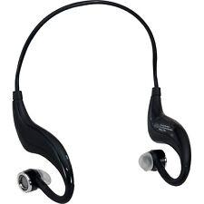 Straight Talk Stereo Bluetooth Wireless Headphones with Wrap-Around Ear Hooks