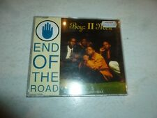 BOYZ II MEN - End Of The Road - 1992 UK 4-track CD single