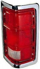 Tail Light RH fits: Dodge RamCharger Trail Duster Sweptline