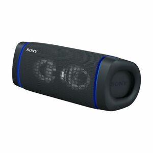 Sony SRSXB33B (Seconds^) XB33 EXTRA BASS Portable BLUETOOTH Speaker (Black)