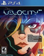 Velocity 2x Critical Mass PSV Game